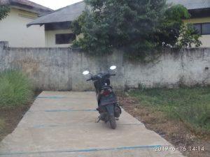 Jalan Nabrak Tembok Akibat Warga Tak Diajak Musyawarah