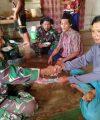Uniknya TMMD 105, Prajurit Hidup Bersama Keluarga Asuh