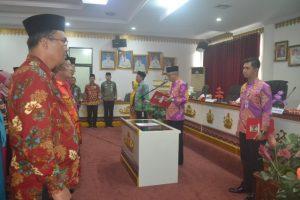 Bupati Dewi Handajani Kembali Roling Pejabat Eselon III dan IV