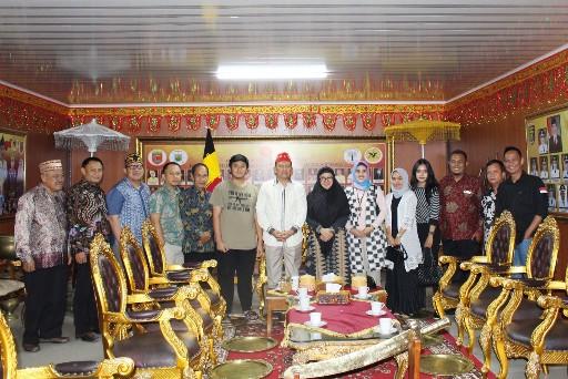 LPA Provinsi Lampung Audiensi ke Lamban Kuning