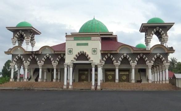 Jamaah Keluhkan  Masjid Islamic Center Kota Agung
