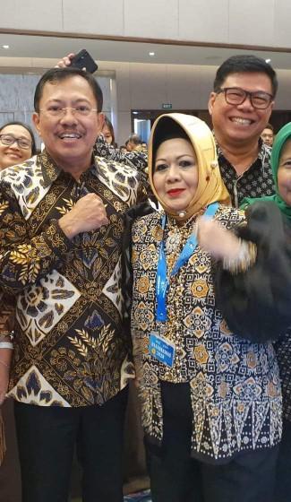Dinas Kesehatan Lampung Hadirkan 2 Program Inovatif  di Raker Kesehatan Nasional 2020