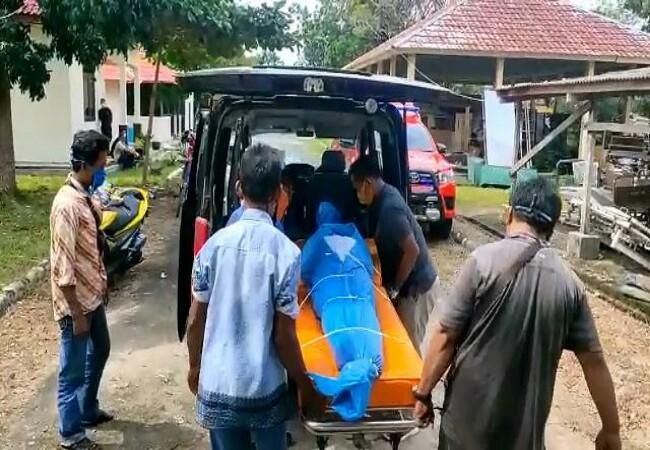 Identitas Mayat Anonim Tanpa Busana Diungkap  Tim INAFIS Polres Tulang Bawang