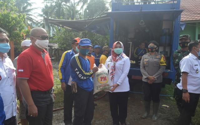 Bupati Tanggamus Gelar Rapat Penanganan Pasca Banjir
