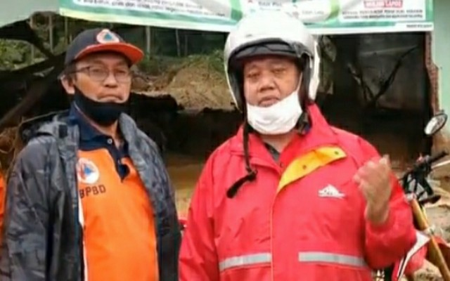 Banjir  Semaka, Pemda Prioritas Buka Akses Jalan