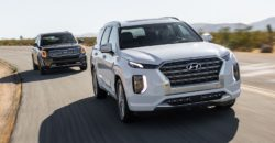 Hyundai Palisade, Premium Nan Berkelas