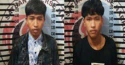 Satnarkoba Polres Tulang Bawang Bekuk Dua Pemuda Pengedar Narkoba