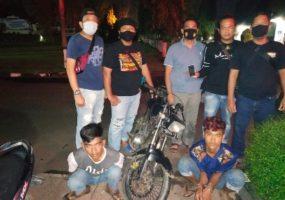 2 Pelaku Percobaan Pembunuhan di Kebun Sawit Dibekuk Tekab Polres Lampung Utara
