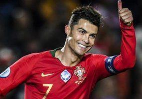 Cristiano Ronaldo Positif Corona!