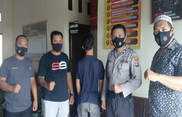 Nelayan Cabuli Anak SMP, Ditangkap Polres Tanggamus
