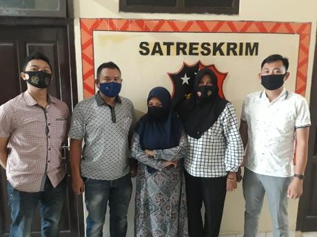 Makelar Penerimaan PNS, ASN  Wanita Ini Diamankan Polres Lampung Utara