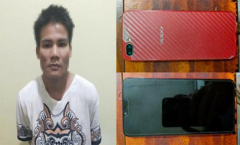 Polsek Banjar Agung Tangkap Pencuri di Rumah Perawat