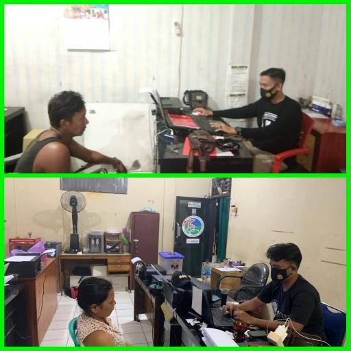 Tim Cobra Satres Narkoba Polres Lampung Utara Ringkus Pengedar Narkoba Miliki Senpi