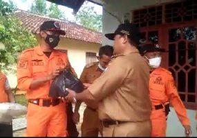 BPBD Lampung Utara Salurkan Bantuan Korban Bencana Alam