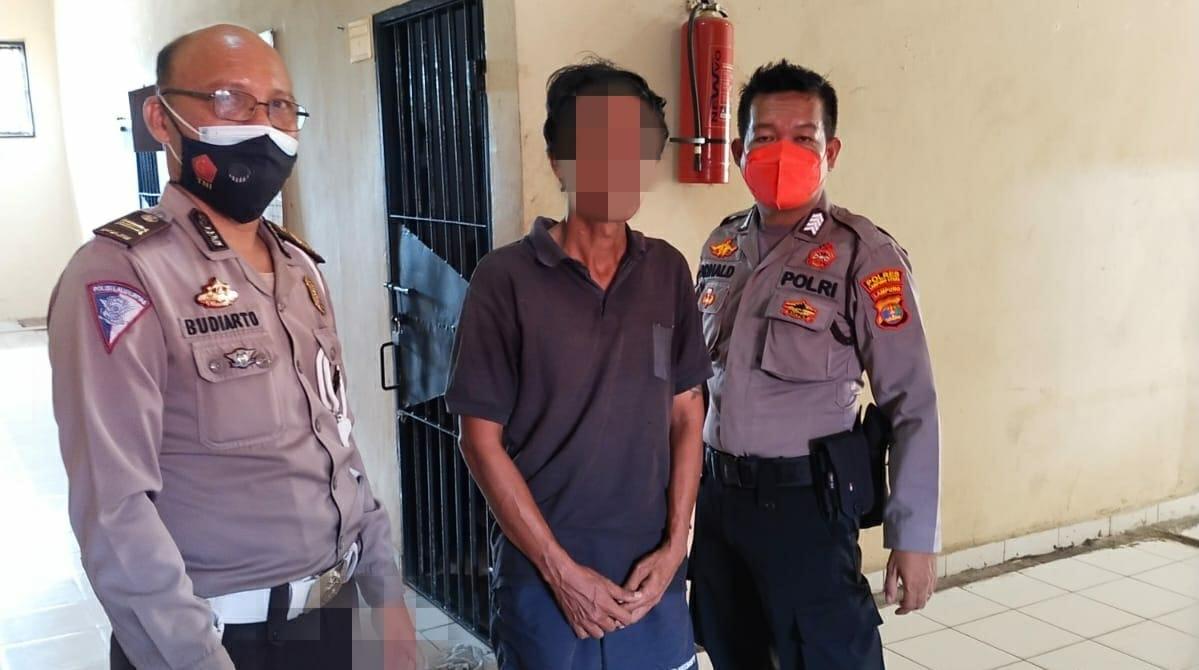 Kurang Dari Dua Jam, Pelaku Pembunuhan di Bukit Kemuning Diciduk Polisi
